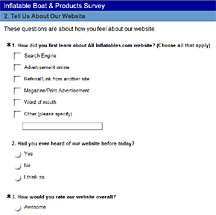 Online surveys and research for your business